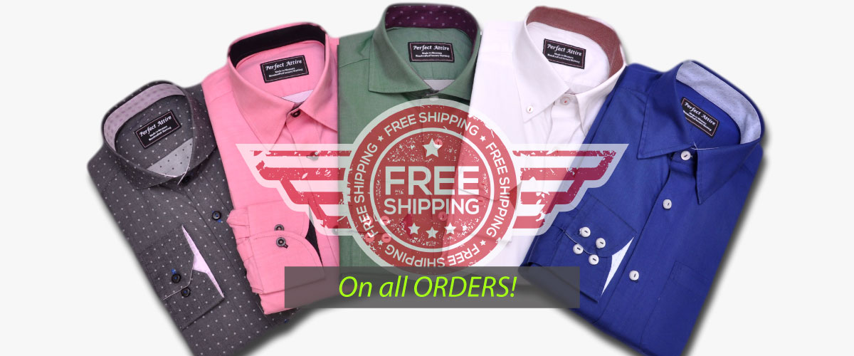 Free Shipping on all order