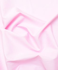 Pink Poplin fabric in 1 ply 80s