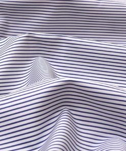 Blue Narrow Stripes Shirt 120078 (1)