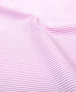 Pink Narrow Stripes Shirt 120087 (1)