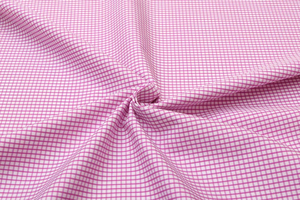 Pink Graph Checks Shirt 120091 (3)