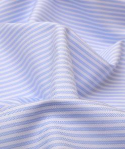 Sky Blue Candy Stripes Shirt 120253 (1)