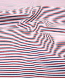 Red and Blue Candy Stripes Shirt 121153 (1)