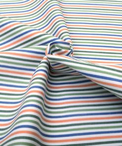 Blue and Green Stripes Shirt 121167 (3)