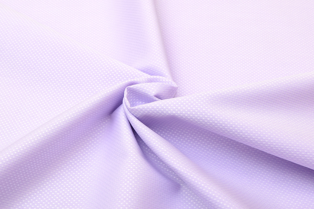 Lilac Microstretch Shirt 121343-(2)