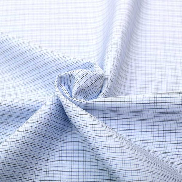 Wrinkle Free Graph Checks Shirt 805106 (3)