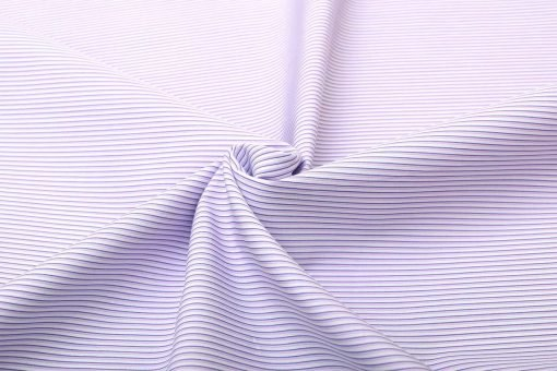Violet Wrinkle Free Stripes Shirt 805123 (3)