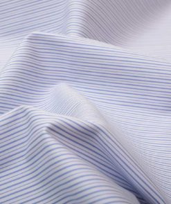 Blue Wrinkle Free Checks Shirt 806132 (1)