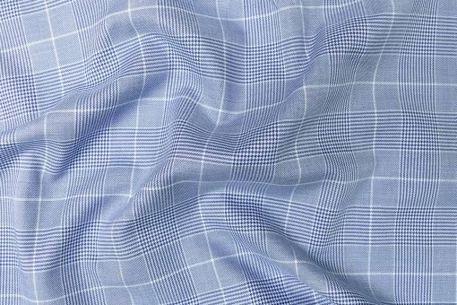 Egyptian Cotton Fabrics for Bespoke, Custom & Made to Measure Shirts