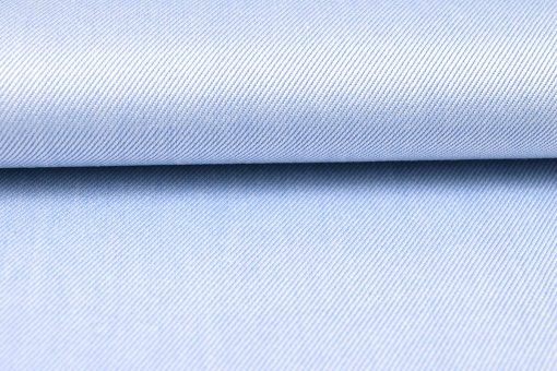 Light Blue Wrinkle Free Twill Shirt PAL-079-A