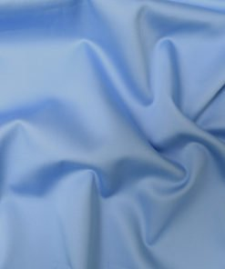 Blue Satin Shirt PAL-096-C