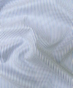 Blue Dobby Stripes Shirt PAL-105-C