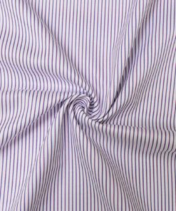 Purple Blue Dobby Stripes Shirt PAL-108-B