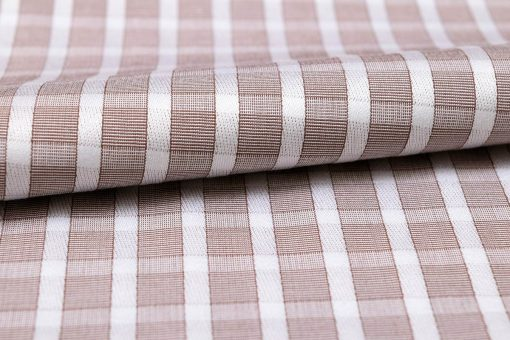 Light Brown Checks Shirt PAL-111-A