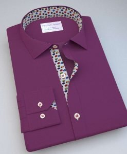 Made to Measure Luxury Custom Dress Shirt