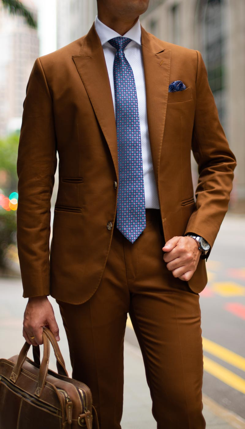 Brown-Cotton-Suit-tailored-by-Perfect-Attire 800x1400