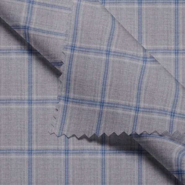 Grey Double Windowpane- VBC Series