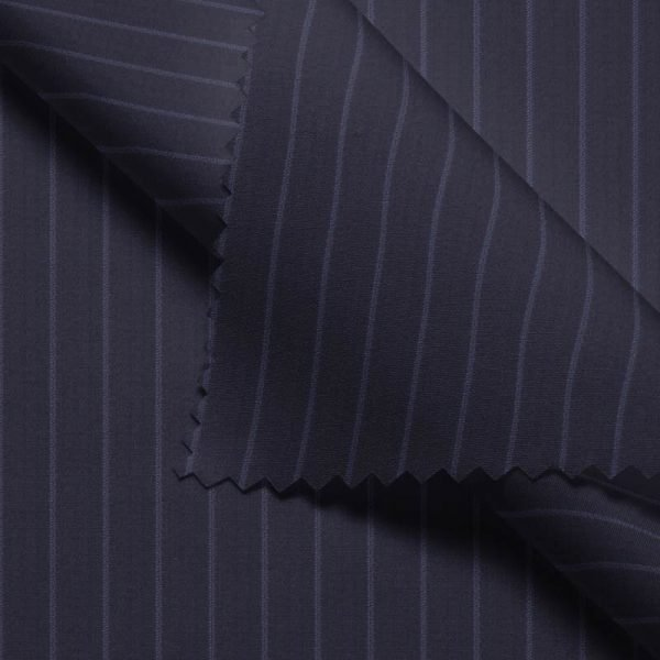 Navy Double Hairline Stripe- VBC Series