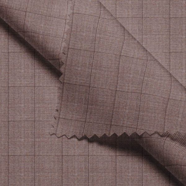 Brown Windowpane - Drago S130
