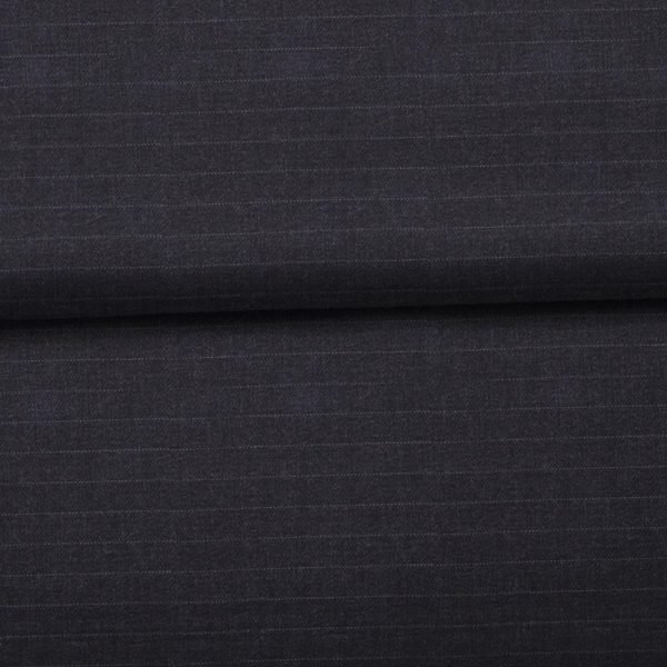 Charcoal Pin Stripe - Drago S130