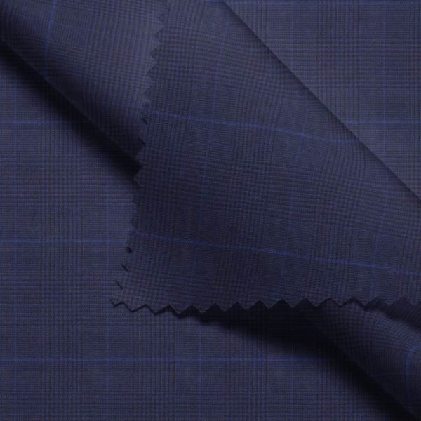 Blue Windowpane - Drago S130
