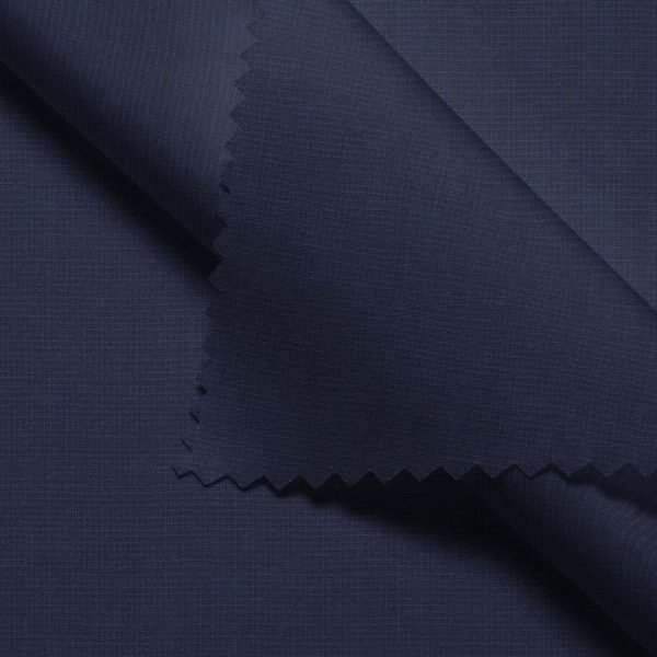 Blue Dobby Textured- Zegna