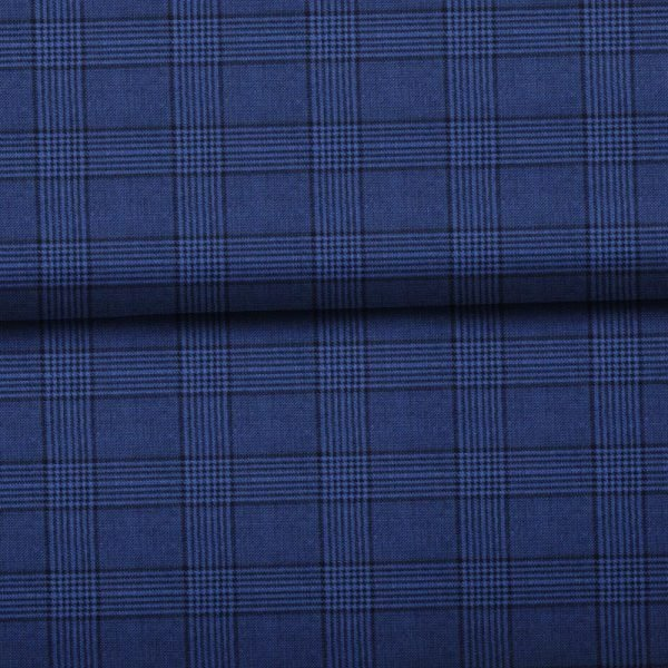 Blue Glen Plaid- Holland & Sherry