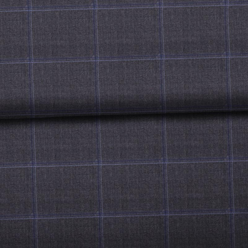 Charcoal Windowpane- VBC Series