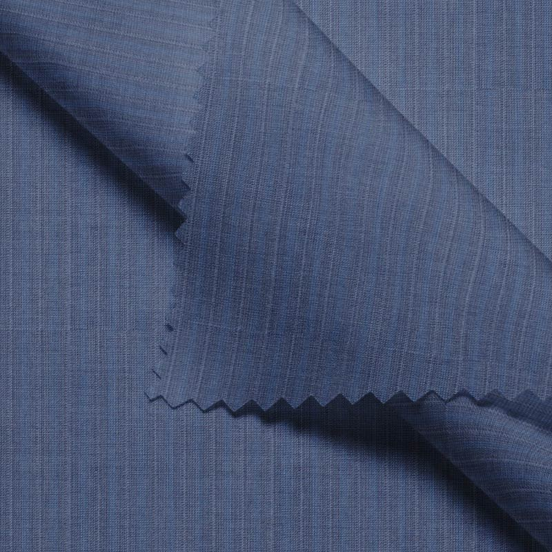 Blue and Grey Stripes - Zegna